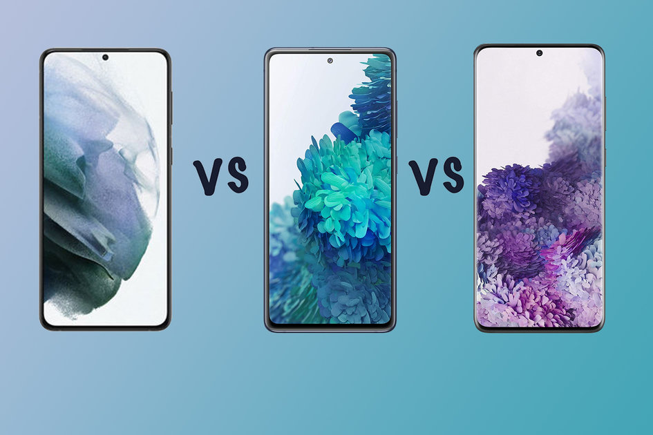 Samsung Galaxy S20 FE vs Galaxy S20+: What is the distinction?