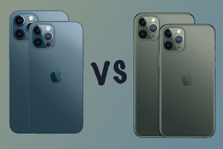 Apple iPhone 12 Professional vs iPhone 11 Professional: What is the distinction?