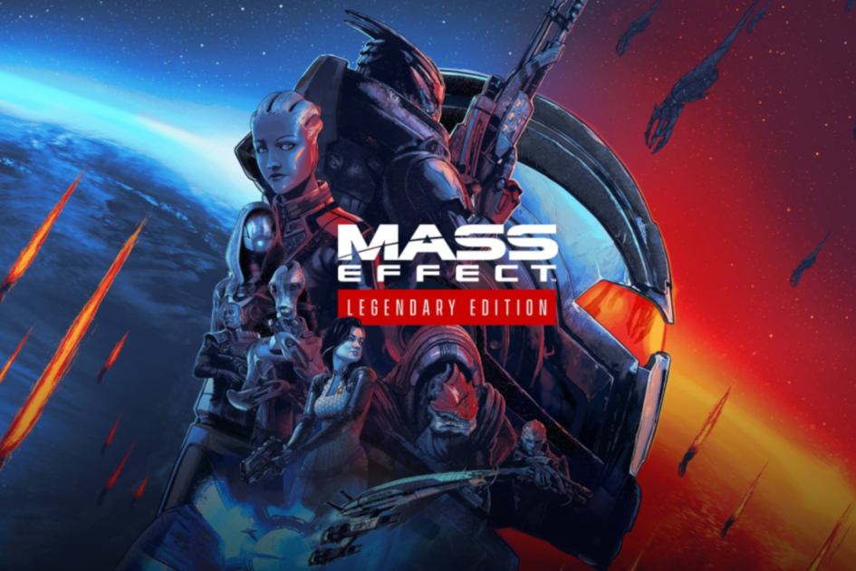 BioWare confirms Mass Effect Legendary Edition remasters