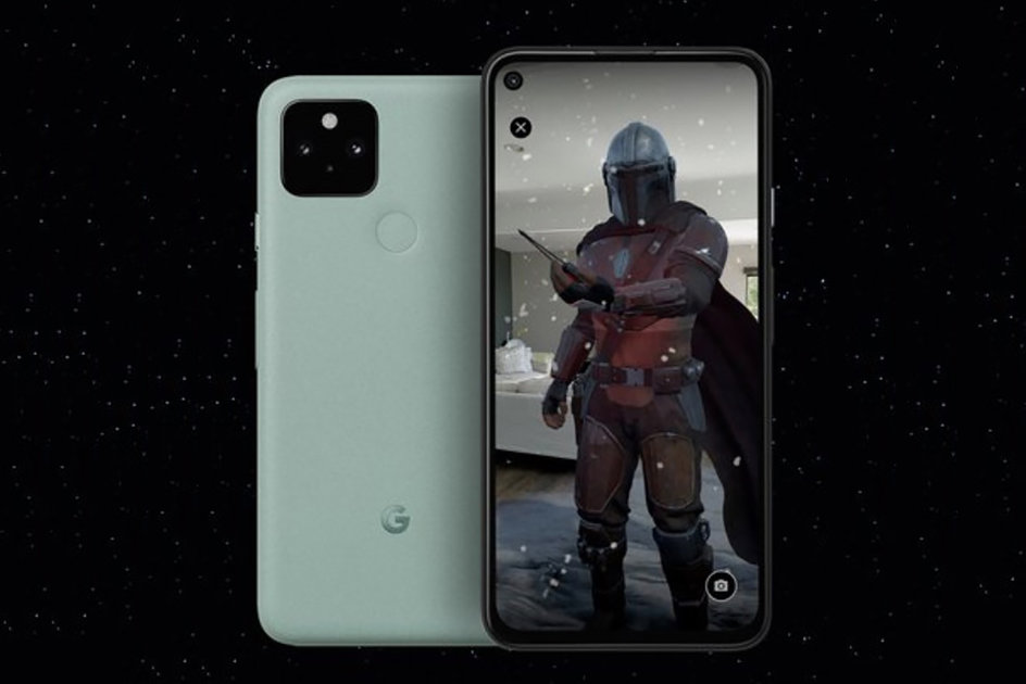 Google and Disney team up to launch The Mandalorian AR app