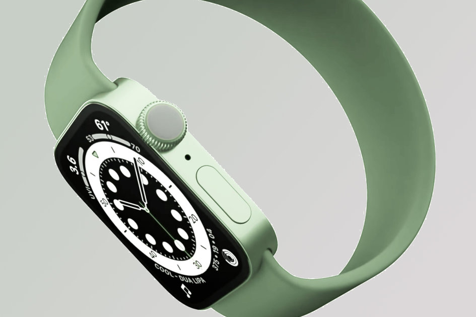 Apple Watch Collection 7 launch date, options, specs, rumours