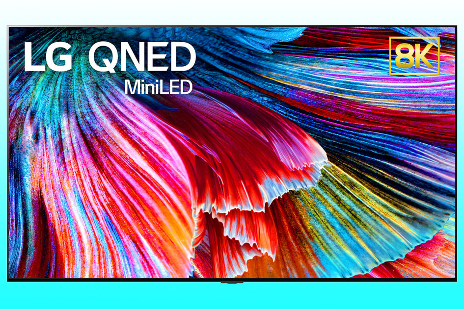 LG's CES 2021 lineup to include first QNED Mini LED TV range