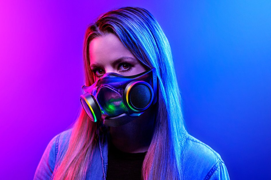 Razer Zephyr RGB facemask goes on sale an sells out in minutes