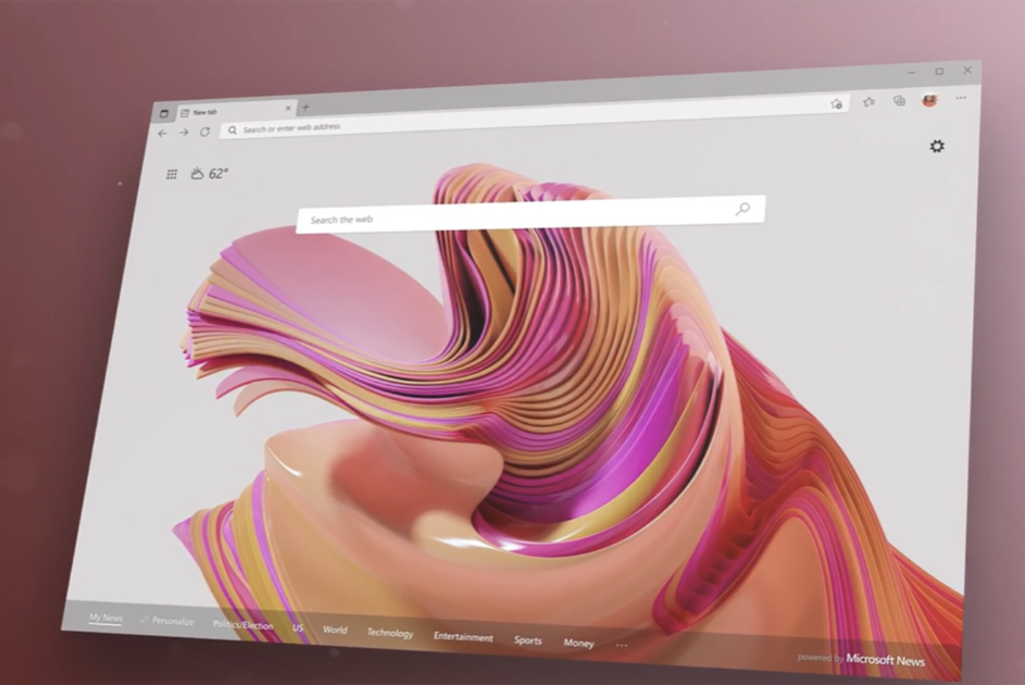 New Microsoft Edge update adds themes, password monitor, and more