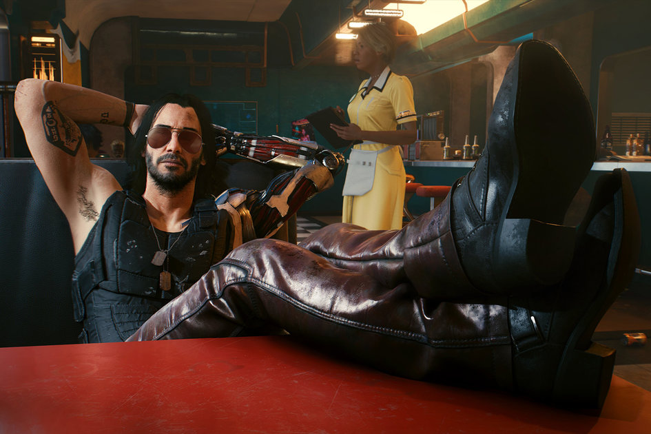 First big Cyberpunk 2077 patch with bug fixes now available