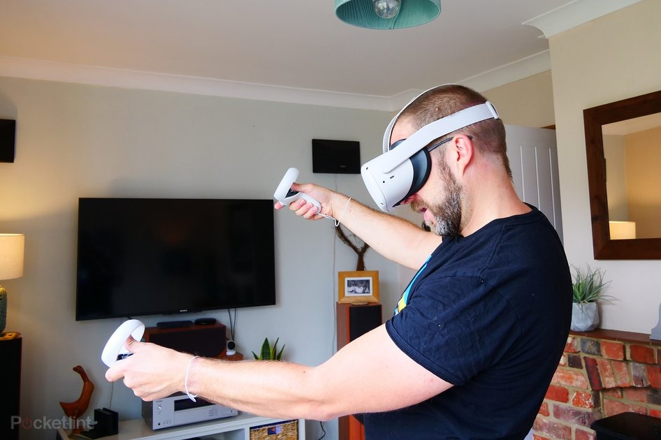 Oculus Quest will soon let you map out your sofa in VR