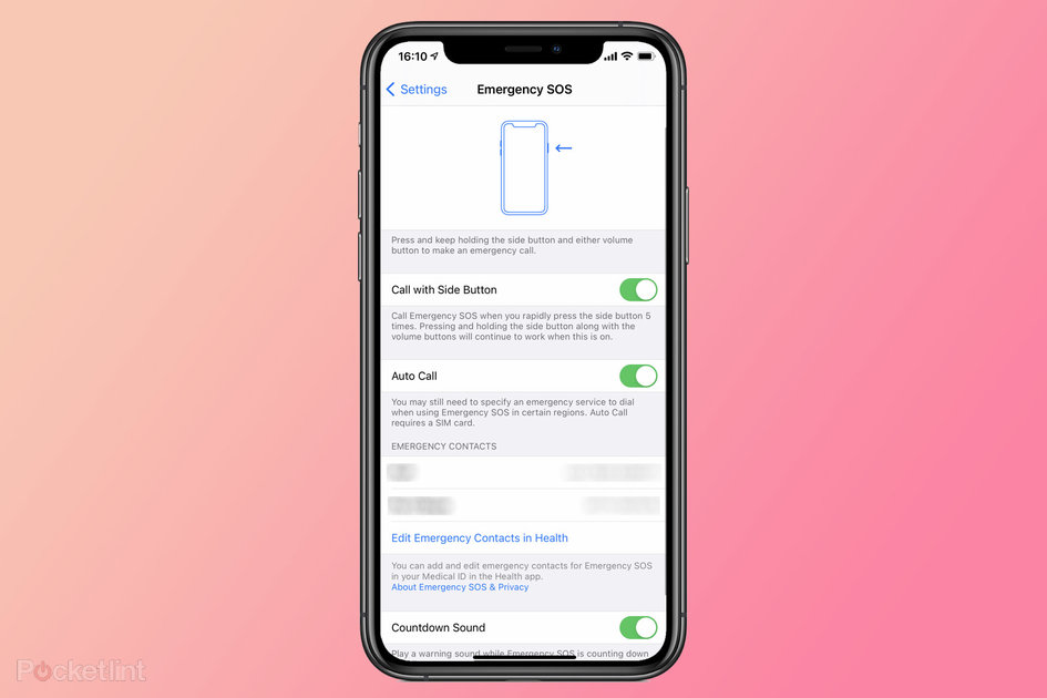 Emergency SOS on iPhone: Methods to set it up and activate