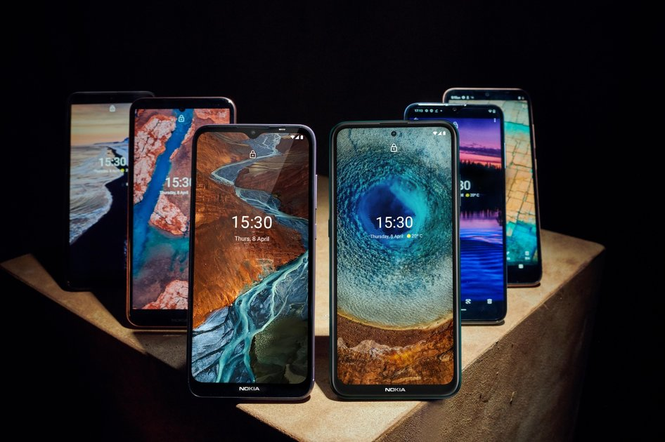 Nokia C20, G20 and X20 lead new affordable phone ranges from HMD Mobile