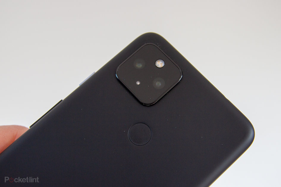 Picture pattern from Pixel 5a digital camera leaked by Google