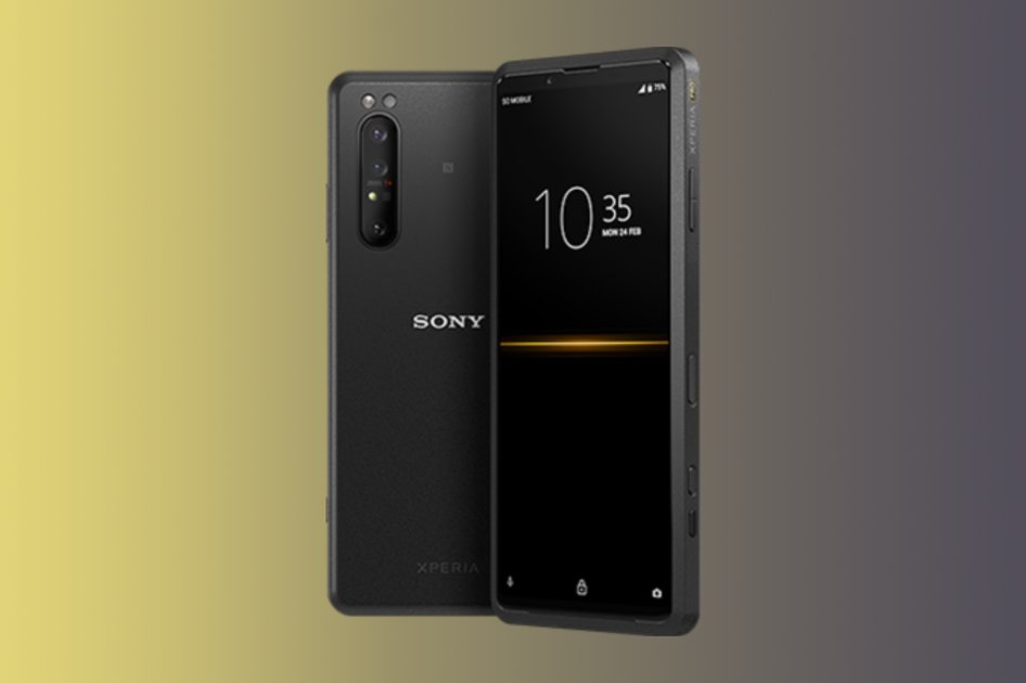 Sony Xperia Professional pre-orders open in Europe, delivery 10 Could