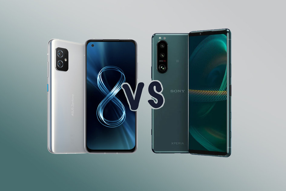Asus Zenfone 8 vs Sony Xperia 5 III: What is the distinction?