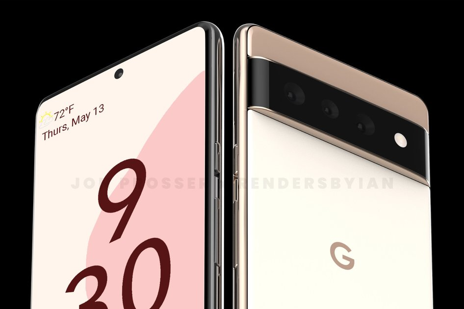 Pixel 6 mannequin numbers found in Android 12 Beta