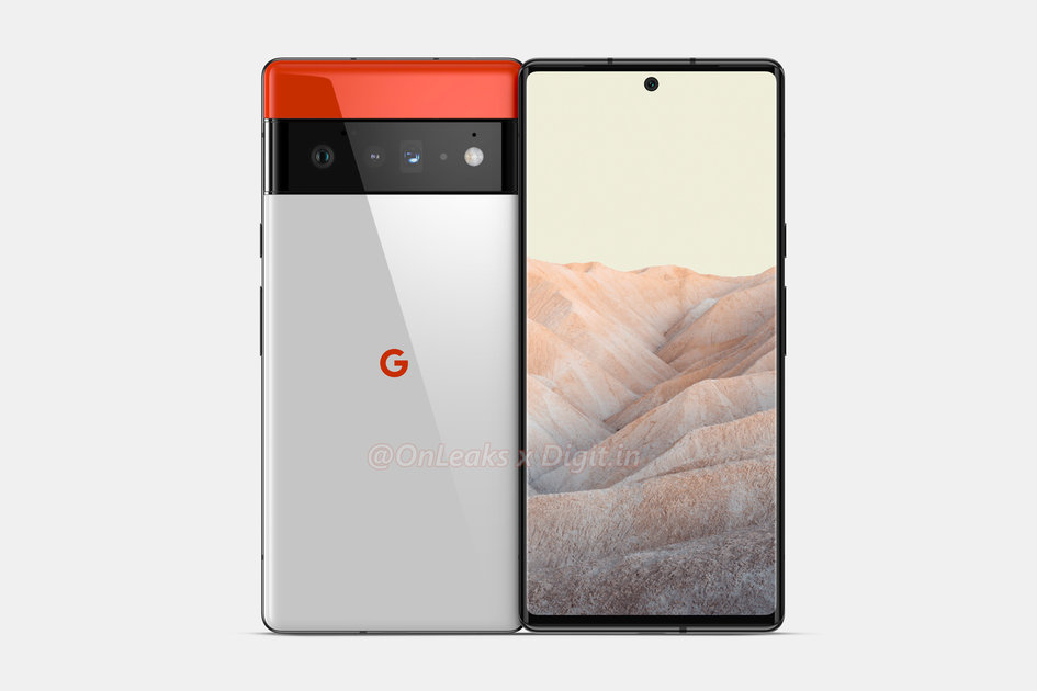 Google Pixel 6 Professional's radical design rendered as soon as once more