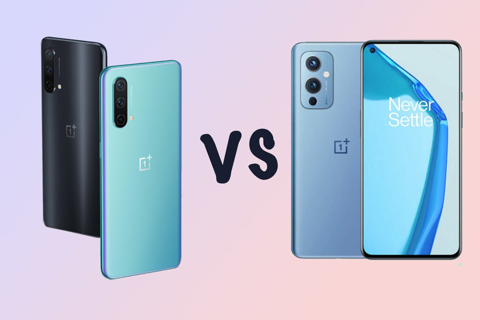 OnePlus Nord CE 5G vs OnePlus 9: What is the distinction?