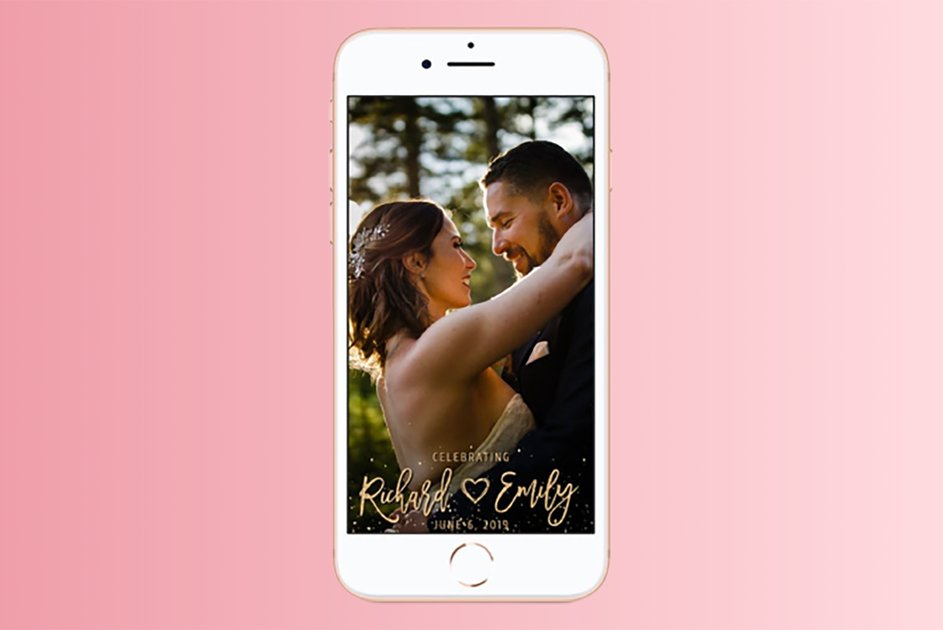 How to make a Snapchat filter: Create custom geofilters for life events