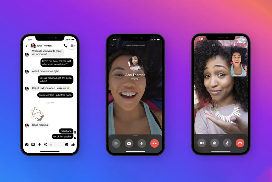 FB Messenger voice and video calls get end-to-end encryption