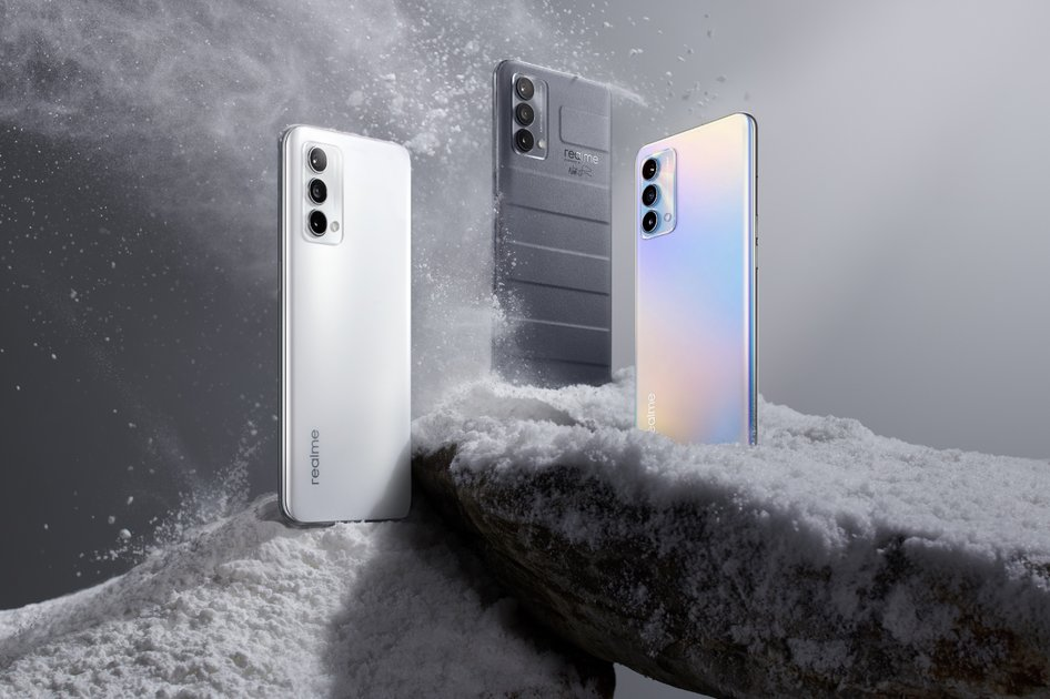 Realme GT Grasp Version launched: Glossy and distinctive