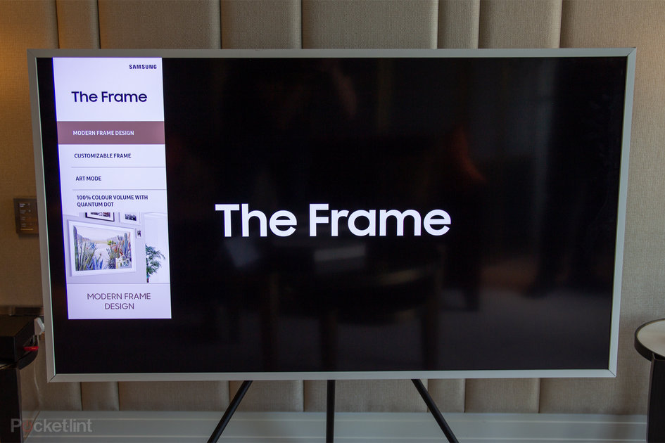 Samsung The Frame initial review: As the artist intended?