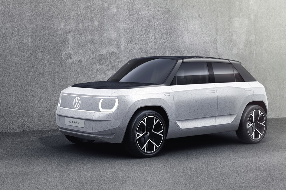VW ID. Life might be the magic method for an reasonably priced electrical automobile
