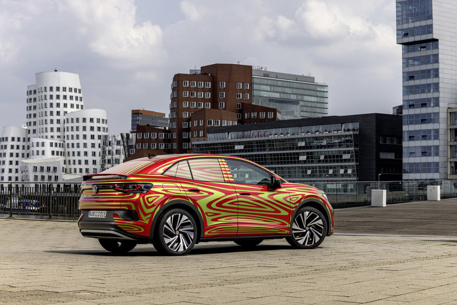 Skoda Enyaq Coupe iV and VW ID.5 remind us that the electrical sportbacks are coming