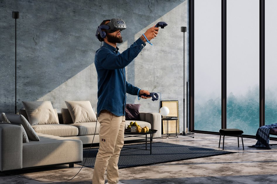 HTC Vive Pro 2 is now available to buy as a full kit