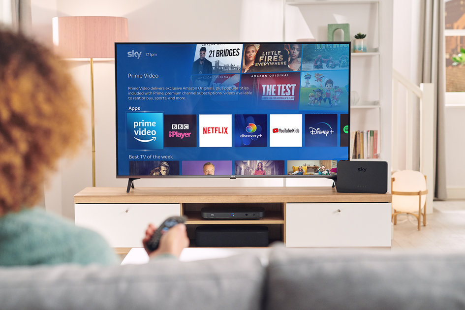 Is Sky about to launch its own smart TV?