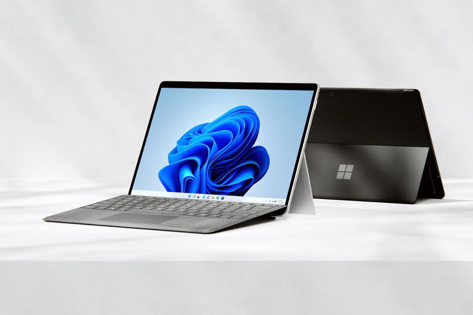 Microsoft Surface Pro 8 official, with Thunderbolt, new Surface Pen and more
