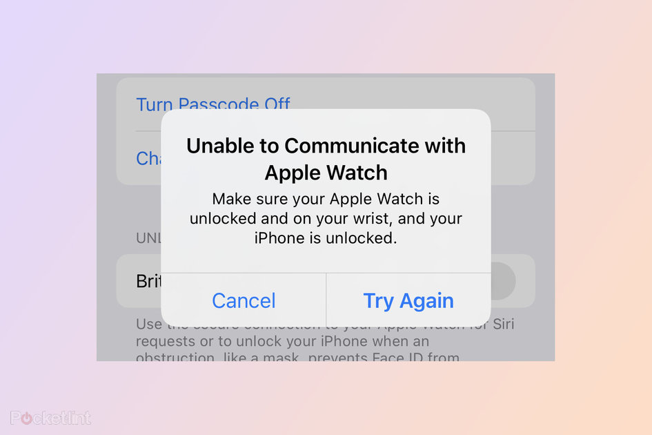 Can't unlock iPhone 13 with Apple Watch? Apple promises software update soon