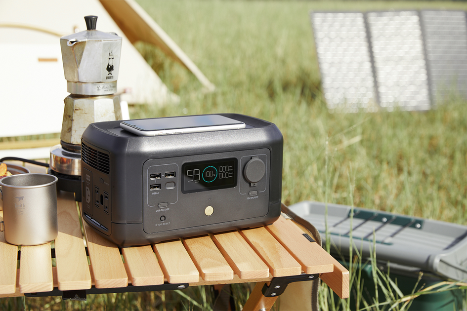 EcoFlow's new RIVER mini Portable Power Station is perfect for trips