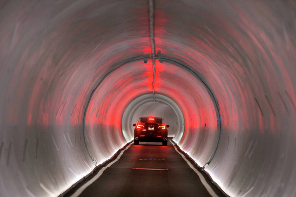Elon Musk's Boring Company to start digging citywide Las Vegas tunnel system