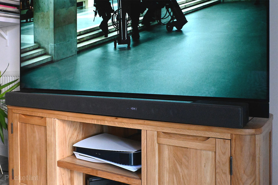 Sony HT-A7000 soundbar review: All-in-one immersion