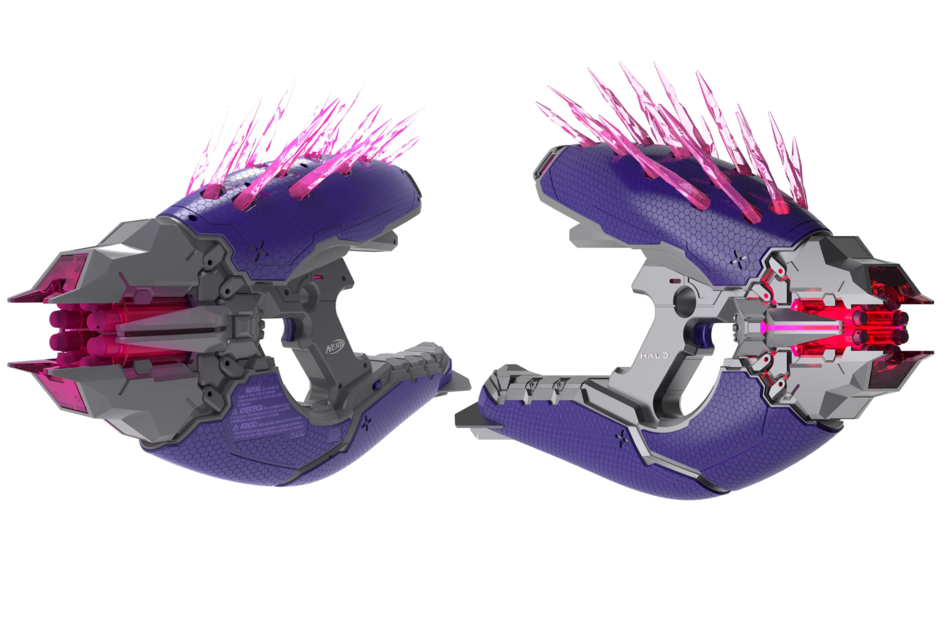 Nerf unveils the Needler from Halo - its newest limited blaster