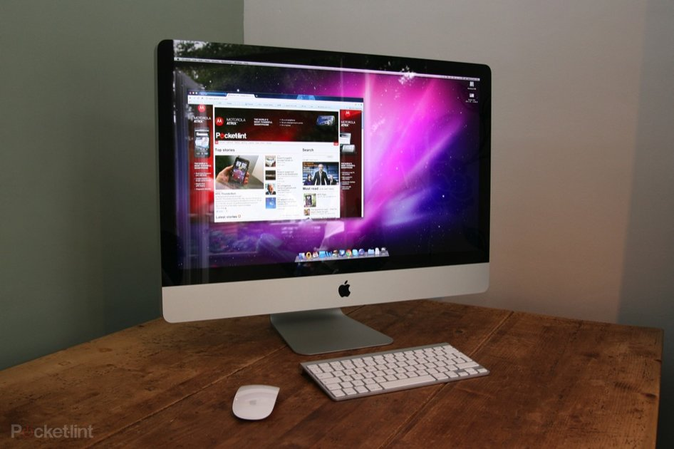 Apple iMac i5 2011 review