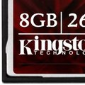 Kingston CompactFlash Ultimate 266X memory card