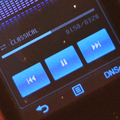 Samsung P2 MP3 player