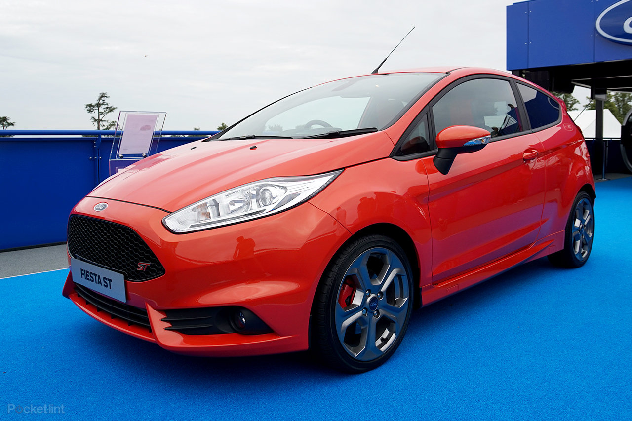 gallery ford fiesta st3 2014 first drive in peppy new 1 6l turbo photo 1 pocket lint. Black Bedroom Furniture Sets. Home Design Ideas