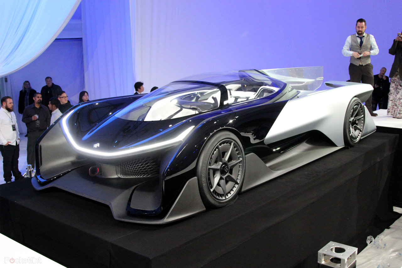 gallery best cars of ces 2016 bmw volkswagen chevrolet faraday future and more photo 1. Black Bedroom Furniture Sets. Home Design Ideas