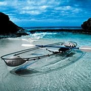 Is this boat transparent or translucent? Why?