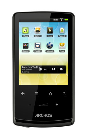 Archos floods Android tablet market with 5 new models starting at £99 - photo 4