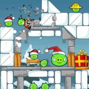 Angry Birds Christmas edition coming free of charge - photo 1