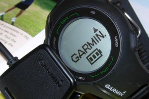 Garmin Approach S1 GPS golf watch hands-on - photo 7