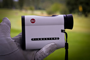 Leica Pinmaster II golf flag finder hands-on - photo 4