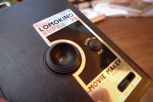Lomography LomoKino pictures and hands-on - photo 3