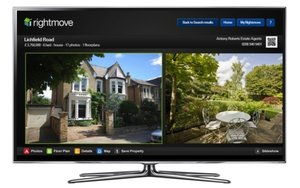 APP OF THE DAY: Rightmove review (Samsung TVs) - photo 1