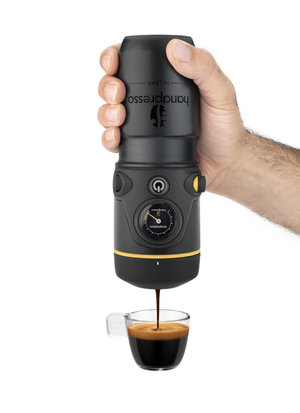 Handpresso auto espresso-maker: Delivers the perfect shot of coffee to a lay-by near you - photo 4