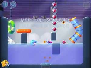 APP OF THE DAY: Shark Dash review (iPad / iPhone) - photo 3