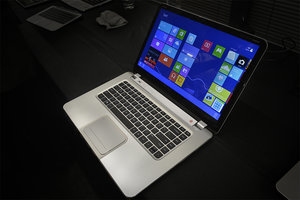 HP Spectre XT TouchSmart Ultrabook pictures and hands-on - photo 1
