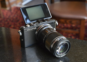 Olympus Pen E-PL5 pictures and hands-on - photo 1
