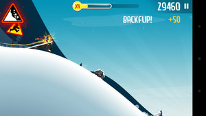 APP OF THE DAY: Ski Safari review (Android) - photo 2