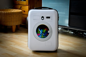 SuitSuit Case - Washing Machine pictures and hands-on - photo 1